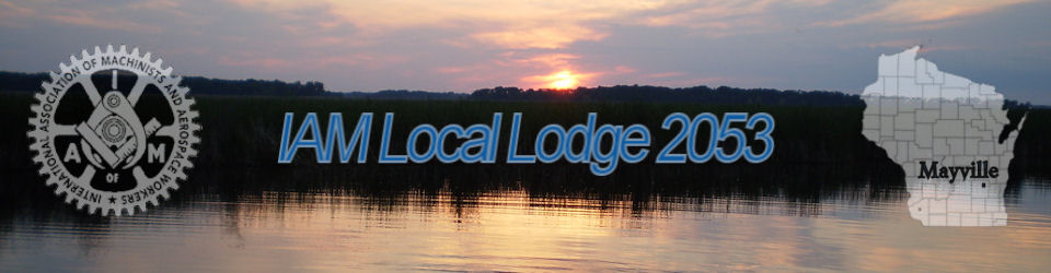 I A M Local Lodge 2053 Website